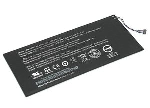 Acer Iconia TAB B1-710 Series 1-Cell 3.8V Battery 3-Wire KT.0010G.003 BAT-715
